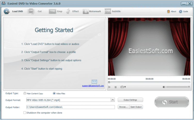 See more of Easiest DVD to Video Converter Windows