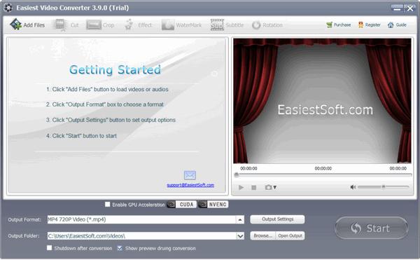 Easiest Video Converter for Windows